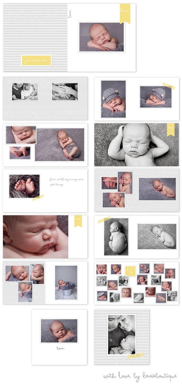 baby album ideas!