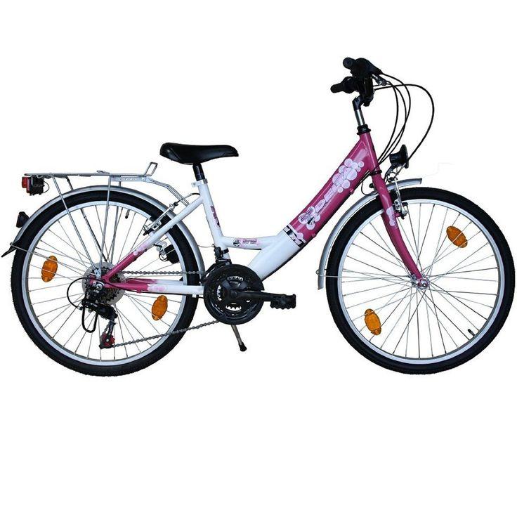 Bei uns finden Sie Kinderfahrrad 24 Zoll Testberichte sowie günstige Schnäppchen. Wichtige Infos + Ratgeber um das passende Fahrrad für ihr Kind zu finden.