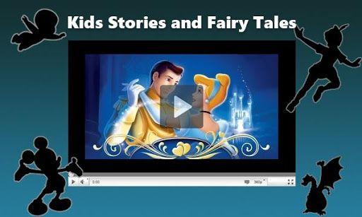 Free kids stories fairy tales screenshot 3
