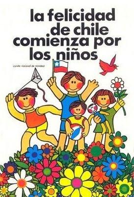Afiche de la Unidad Popular