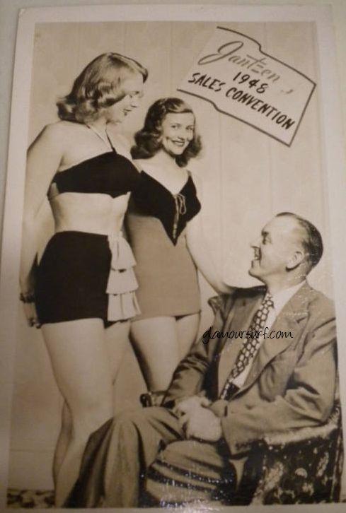 Jantzen Swimsuits 1948