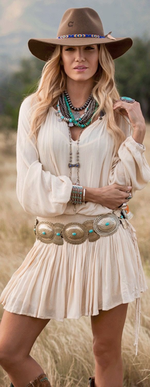 How to dress like a cowgirl images of the old
