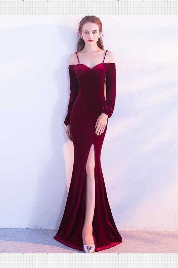 Hot Sale Luxurious Prom Dresses Long f113f05ceeaa