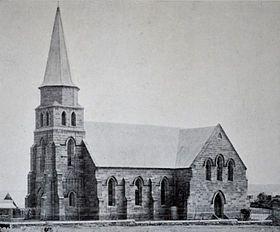 Dutch Reformed church, Heilbron - Wikipedia