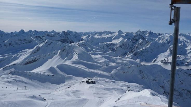 Allgäuer Alpen: Nebelhorn