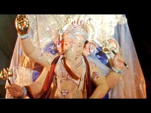 Andheri Cha Vighnaharta Aagaman Sohala 2015