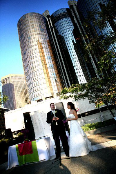 Border Grill Catering & Border Grill Truck - Wedding Reception and Ceremony