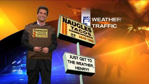 From around March 1, 2012. The weatherman at KTLA misses Naugles.
