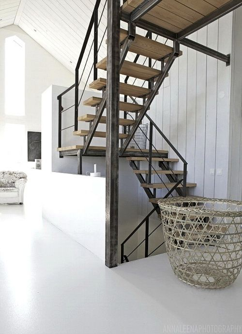 Nordic stairs