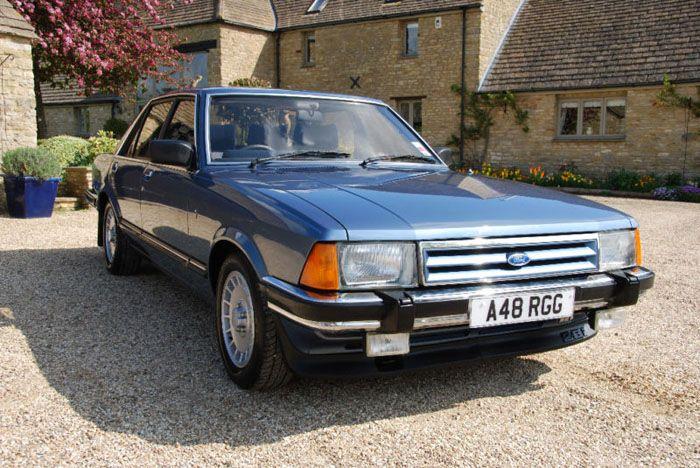 1983 Ford Granada Mkll 2 8i Ghia X What A Car In Its Day Ford