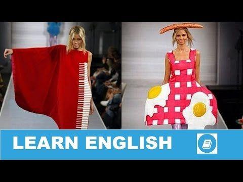 Hangos szókártyák - Angol szókincs - Ruhák 2 | E-Angol.eu