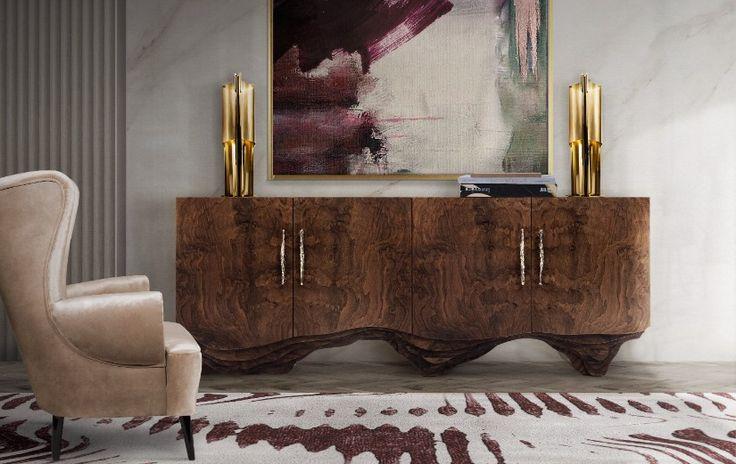 6 New Pieces By BRABBU That Will Inspire A Room Makeover // Home Decor. Furniture Design. Design Furniture. #homedecor #furnituredesign #designfurniture Read more: https://www.brabbu.com/en/inspiration-and-ideas/products/new-pieces-brabbu-inspire-room-makeover
