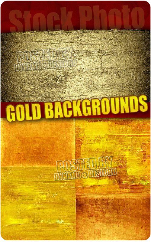 Gold backgrounds - UHQ Stock Photo 5 jpg | Up to 8736*5746 pix | 300 dpi | 144 Mb rar