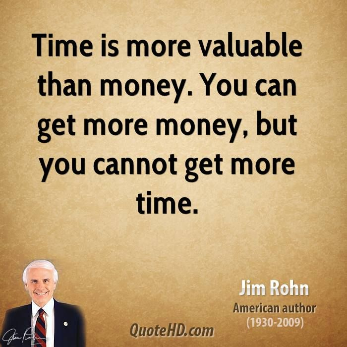 Quote - Time management is really a misnomer - the ... |Time Business Quotes