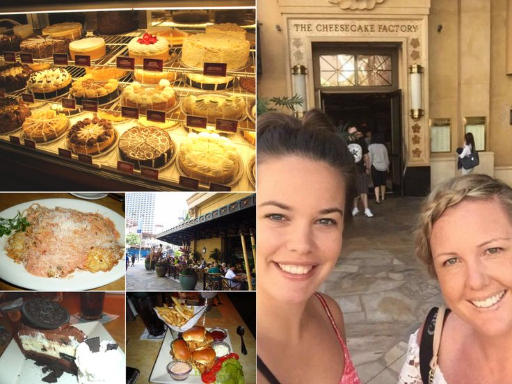 The Cheesecake Factory - my favourite meal!  http://www.thegirlswhowander.com/2017/04/08/highlights-of-oahu-hawaii/