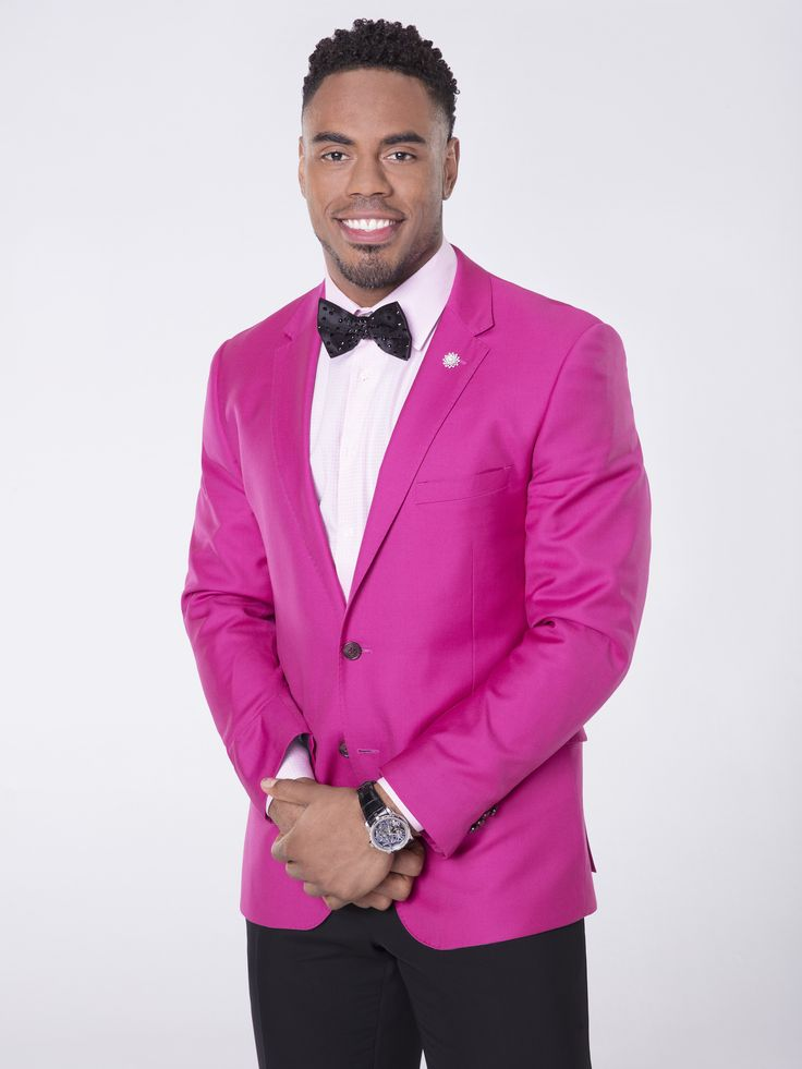 Rashad Jennings I was so happy that he won DWTS last season! What a great person he is, dancer, FB player, and good looking too. 🕺🏾✝️🏈🙏
