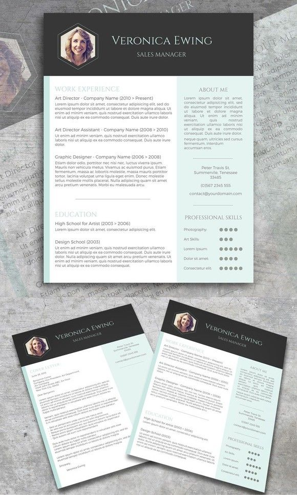 Honeycomb CV Free Cover Letter 127