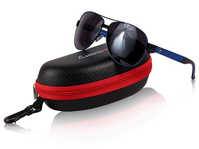 Alsino LOOX Sonnenbrille Vintage große Gläser Herren Sport