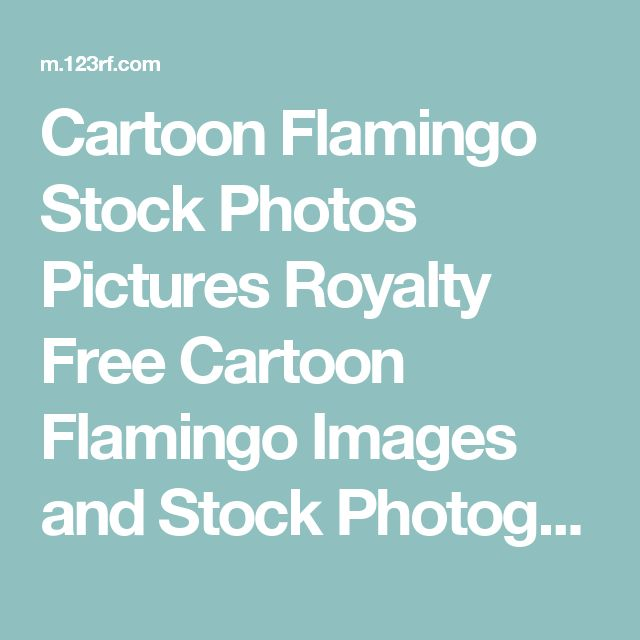 Cartoon Flamingo Stock Photos Pictures Royalty Free Cartoon Flamingo Images and Stock Photography