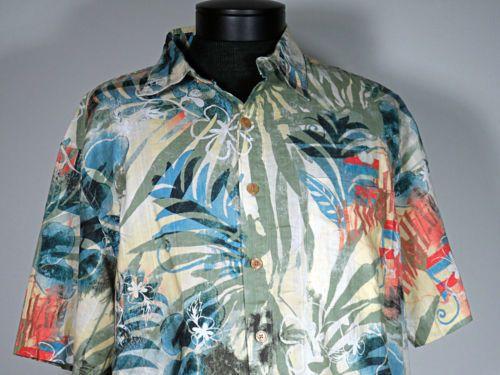 The Territory Ahead Tropical Mens Shirt Size Large Hawaiian Colorful Camp S/s #Shopping #eBay #Fashion http://r.ebay.com/s9oO91