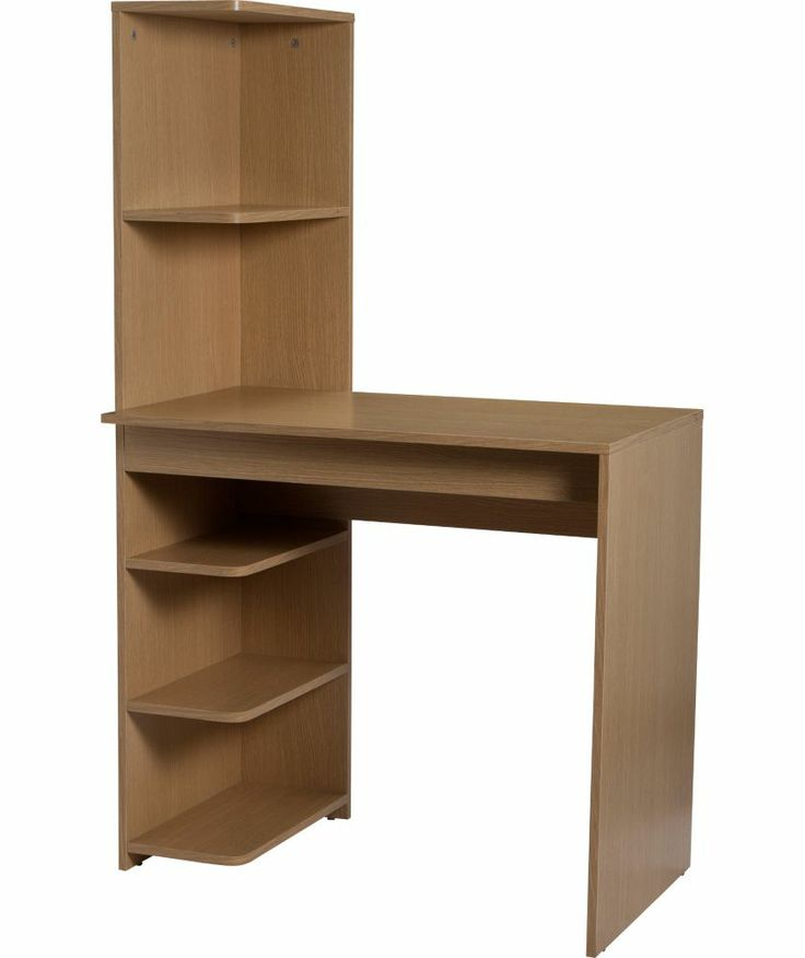 Buy Millbank Office Desk Oak Effect At Your Online Shop For Desks And