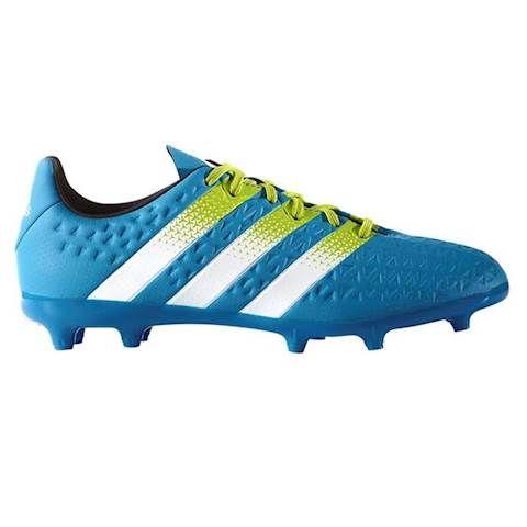 adidas Ace 16.3 FG Kids Football Boots Blue