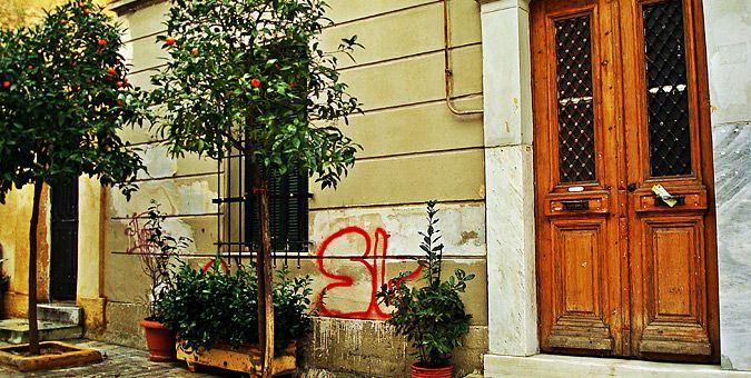 Τα 10 ωραιότερα μέρη στην Αθήνα: Γοητευτικά σοκάκια στο Μετς