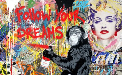 Mr Brainwash at Old Sorting Office - West - Time Out London