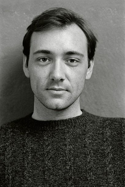 Kevin Spacey = just something about him.