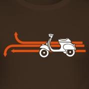 Vespa short (BO) T-Shirt | Spreadshirt | ID: 9688033