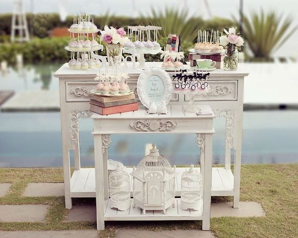 Lanterns and bird cages for wedding notes ornate frames - Mesa shabby chic ...