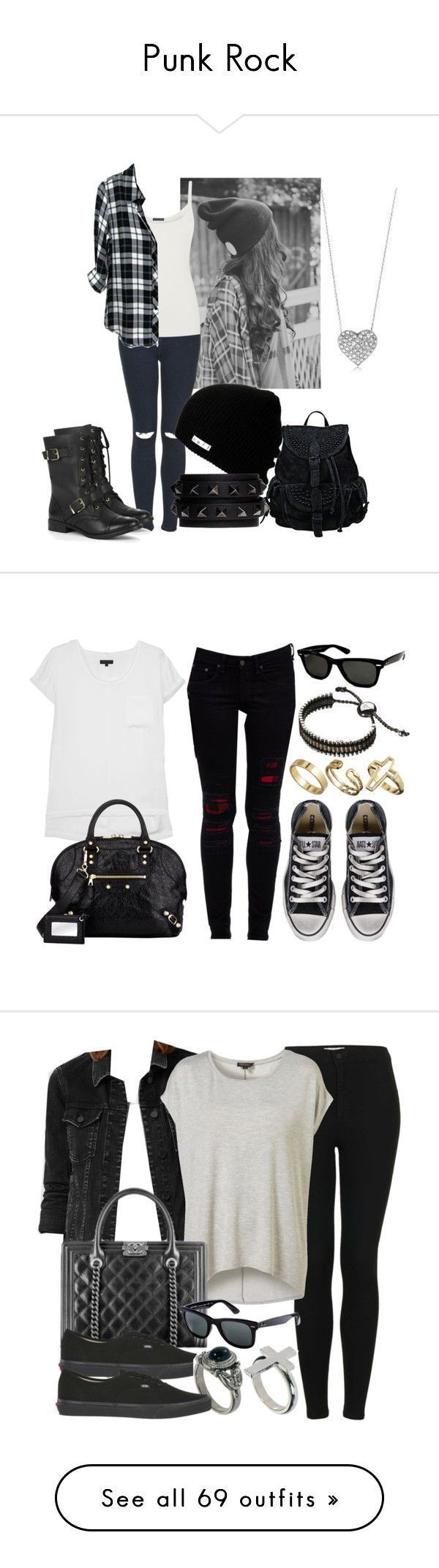 Best 25+ Punk rock outfits ideas on Pinterest | Grunge fashion winter Punk outfits and Red and ...