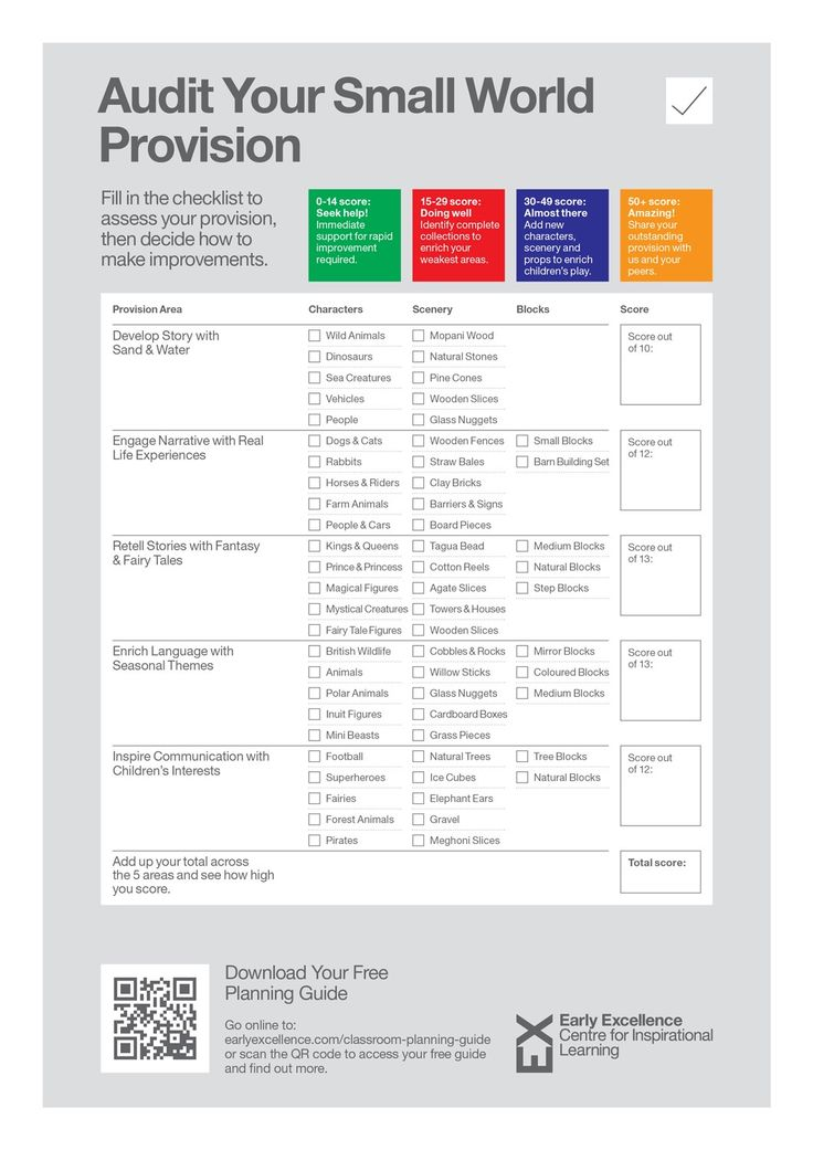 Download our audit & planning guides for your #smallworld provision today at bit.ly/eexauditsw