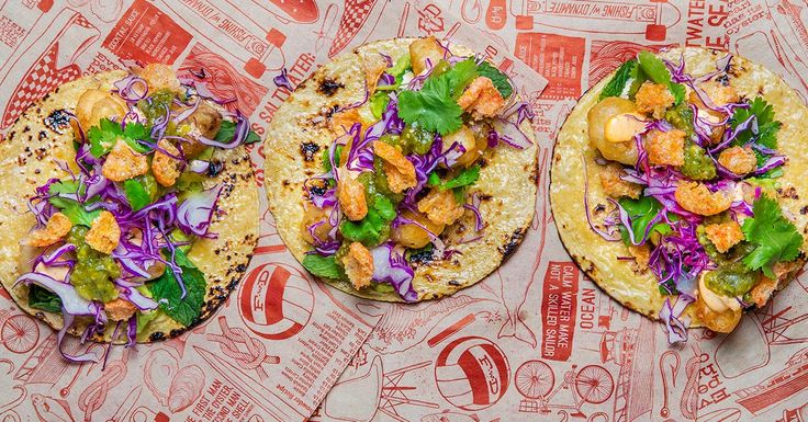 Get the recipe for the ultimate Baja-style fish tacos from chef David LeFevre of Fishing with Dynamite in Manhattan Beach.