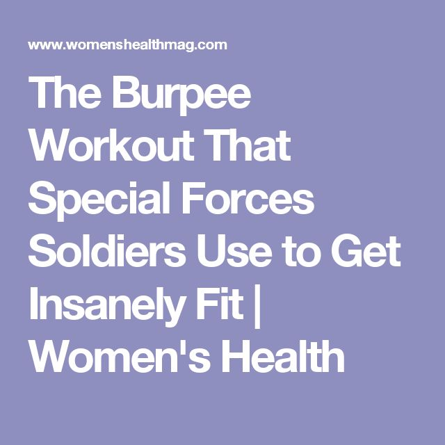 special forces workout routine pdf
