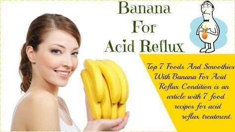 Top 7 Foods And Smoothies With Banana For Acid Reflux Condition is an article with 7 food recipes for acid reflux treatment. *** You can find more details by visiting the image link. #AcidReflux #AcidRefluxRemedies