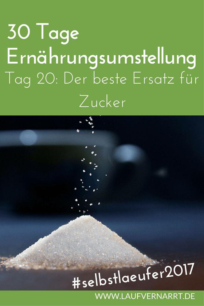 Weißt du eigentlich, warum Zucker so schädlich ist? Und welcher Ersatz denn nun der Beste ist? Eines sage ich vorweg: es ist nicht Agavensirup. Alles weitere erfährst du im neuen Artikel zum 20. Tag der 30 Tage Ernährungsumstellung.