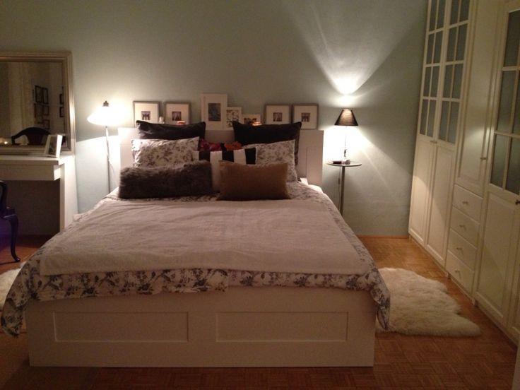 67 best Schlafzimmer images on Pinterest Bedroom ideas, Ikea - schlafzimmer mit schräge