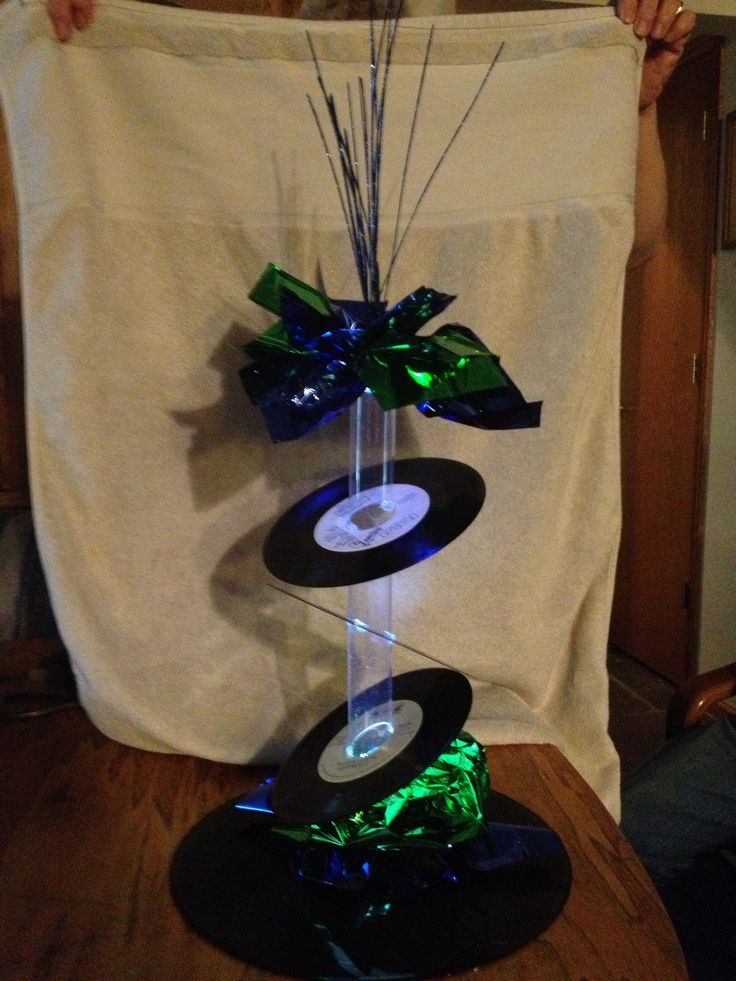 1000 images about record decorating on pinterest for Record decoration ideas