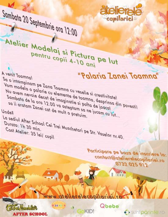 www.atelierelecopilariei.ro - Palaria Zanei Toamna