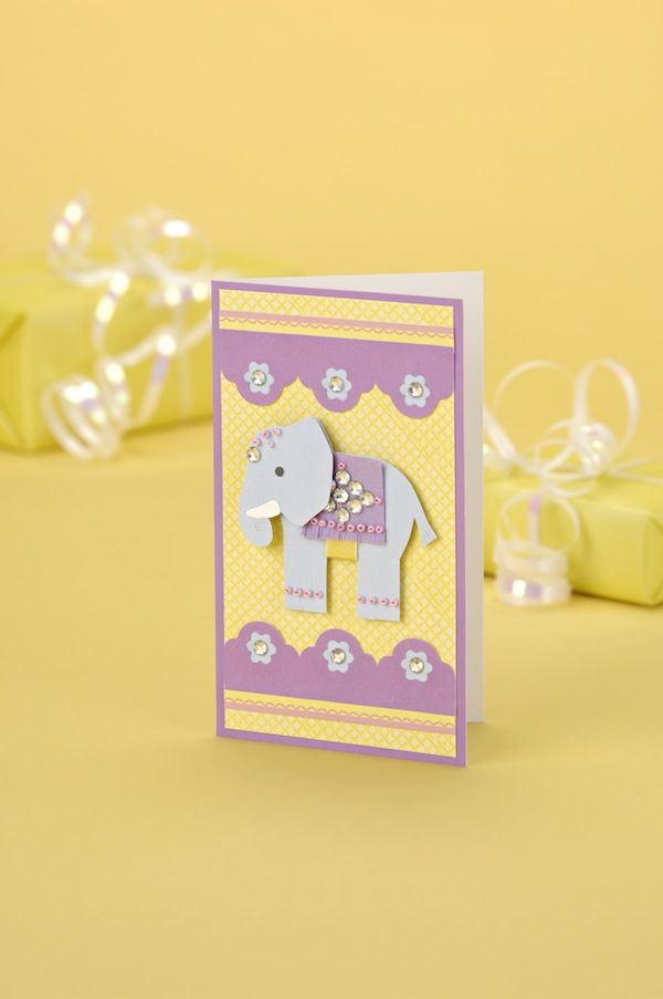 161 best Free craft printables images – Papercraft Birthday Card