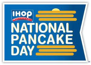 FREE Pancakes at IHOP on 3/8 on http://www.icravefreebies.com/