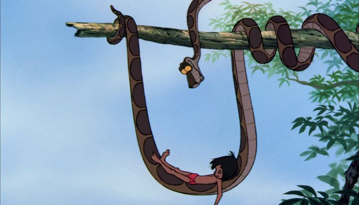 Pin by Anthony Peña on The Jungle Book Letting go of him
