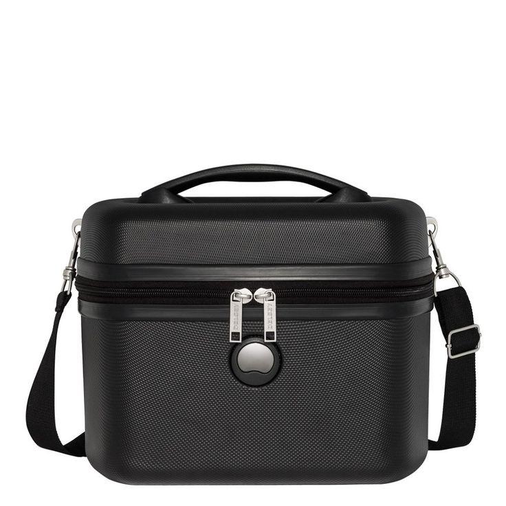 Delsey Luggage Cosmetic Cases, 22 cm, 17 L, Grey: Amazon.co.uk: Luggage