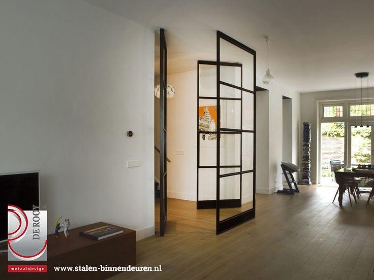 Amsterdam 7 | De Rooy - Stalen binnendeuren