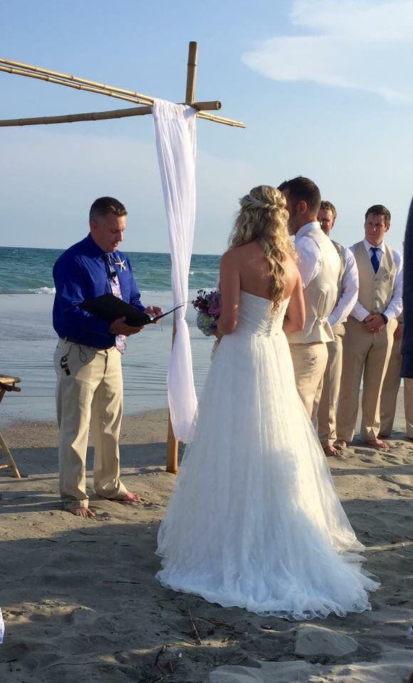 Emily Greg S Wedding Emerald Isle