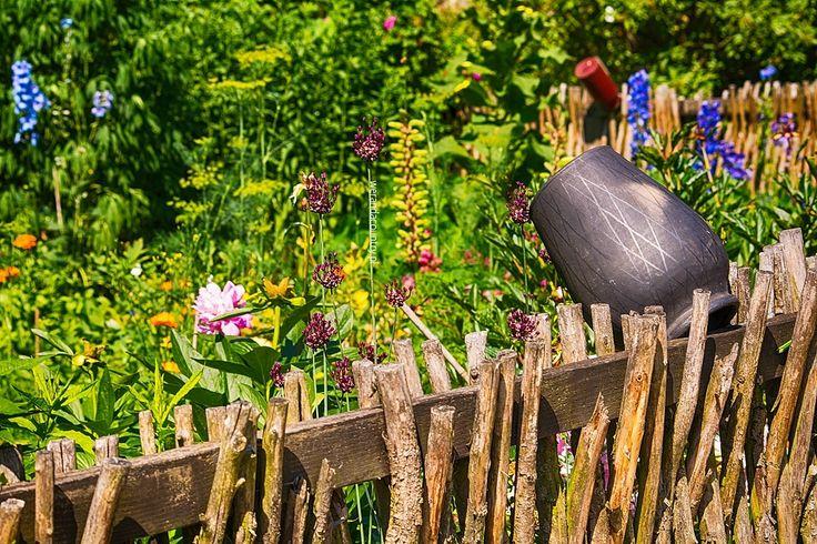 Ogrodzenia posesji w stylu wiejskim w Europie #Europa #Ukraina #Polska #SamiSwoi #Trubadurzy #artykuł #inspiracje #zdjęcia #płot #drewniany