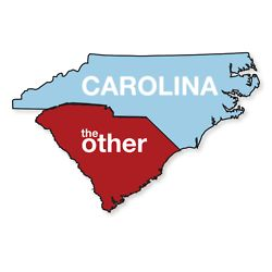 no description needed.  Now this is just sad. Come on y'all. Re-Pin to give South Carolina that love she deserves!