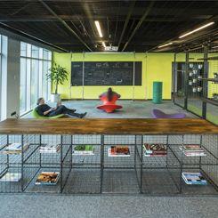 TeamFores'ten Dinamik Bir Ofis Tasarımı
