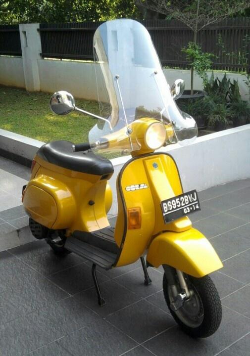 Piaggio PK125 Automatica